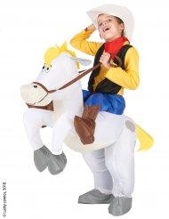 Kostüm Luky Luke™ auf Jolly Jumper für Kinder