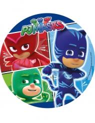 PJ Masks Zuckerplatte 21 cm