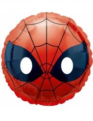 Aluminium-Ballon Spiderman™ Emoji™ 43 cm