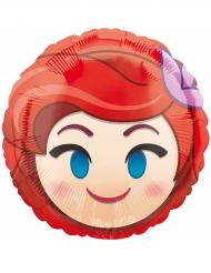 Aluminium-Ballon Ariel™ Emoji™ 43 cm