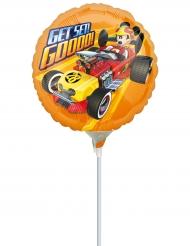Aluminium-Ballon Mickey Roadster 23 cm