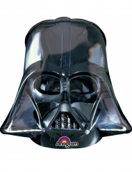 Großer Ballon Darth Vader Star Wars™ 63 x 63 cm