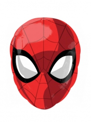 Aluminium-Ballon Spiderman™ 30 x 43 cm