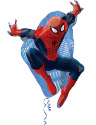 Aluminium-Ballon Spiderman Ultimative™ 43 x 73 cm