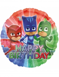 Folien Ballon PJ Masks™ Happy Birthday 43