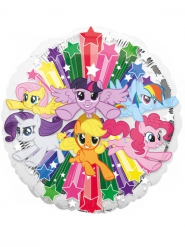 Aluminium-Ballon My Little Pony™ 43 cm
