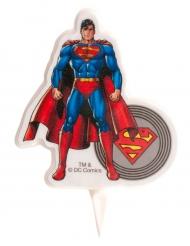 Geburtstagskerze Superman™ 7.5 cm