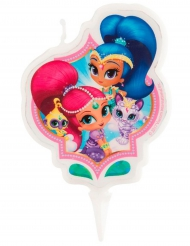Kuchen-Deko Shimmer and Shine™ 7 cm