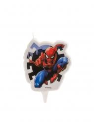Geburtstagskerze Spiderman™ 7,5 cm