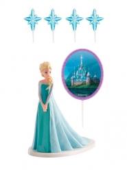 Elsa Frozen Kuchen Deko Set