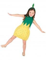 Ananas-Kostüm für Mädchen