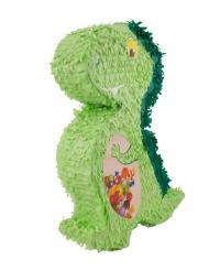 Dinosaurier Piñata Kindergeburtstag grün 56 x 42 cm