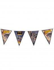 Girlande mit Batman Fähnchen 270 cm
