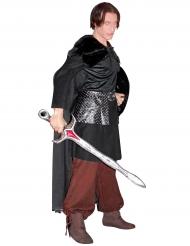 Winterlicher Krieger Kostüm für Herren