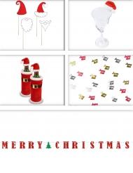 Originelles Weihnachts- und Animationsset Weihnachten