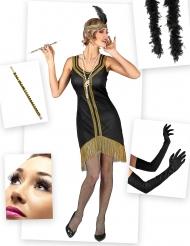 Kostümset Charleston für Damen