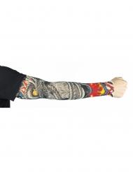 Tattoo-Ärmel Drachen für Erwachsene