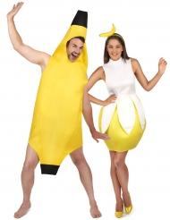 Bananenkostüm für Erwachsene