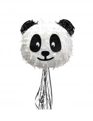 Pandabär-Pinata Partyzubehör schwarz-weiss 39x36x12cm
