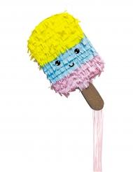 Piñata Eis am Stiel pastellfarben