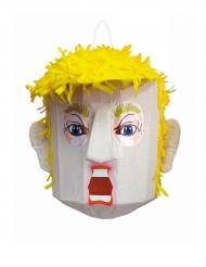 Witzige Piñata des amerikanischen Präsidenten