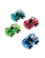Spielzeug-Autos Partyzubehör für Pinata bunt 4cm
