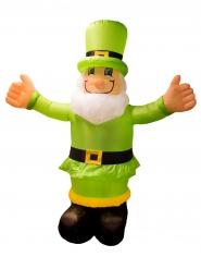 Aufblasbare Leprechaun Figur St. Patrick