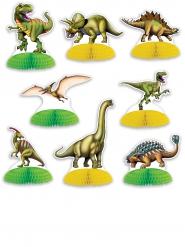 Mini-Tischdekorationen Dinosaurier