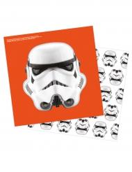 Stormtrooper Servietten 33x33 cm Star Wars™