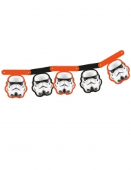 Star Wars™ Girlande Stormtrooper