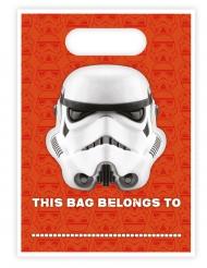 16 Stormtrooper Geschenktüten Star Wars™