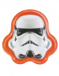 8 Pappteller Stormtrooper Star Wars™
