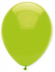 6 limettengruene Luftballons 30 cm