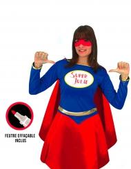 Kostüm personnalisierbar für Damen