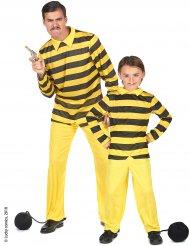 Dalton Kostüm Vater - Sohn-Tochter für Lucky Luke™