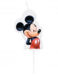 Geburtstagskerze mit Mickey Motiv 4,5 cm