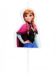 Geburtstagskerze Anna Frozen™ 4,5 cm