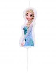 Geburtstagskerze Die Eiskönigin™ Elsa 4,5 cm