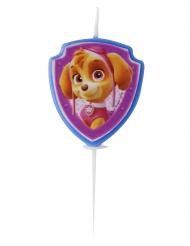 Paw Patrol™ Geburtstagskerze für KInder Stella™ bunt 4 cm