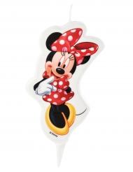 Geburtstagskerze Minnie 5,5 x 9 cm
