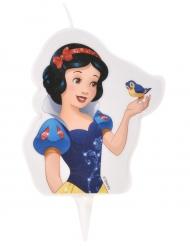 Disney Princess Schneewitchen Geburtstagskerze 6 x 7,3 cm