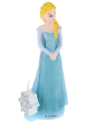 3D-Geburtstagskerze Eiskönigin Elsa 9,5 cm