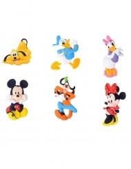 Set aus 6 Dekofiguren Mickey und seine Freunde