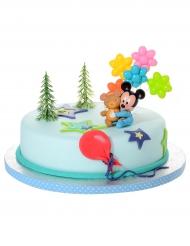 4-teiliges Baby Mickey Kuchen Zubehör