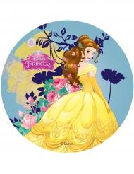 Tortenauflage Disney Prinzessinnen Belle 14,5 cm