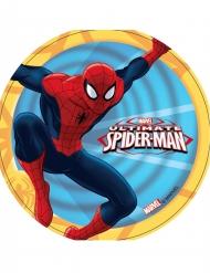 Ultimate Spiderman Kuchenauflage 14,5 cm