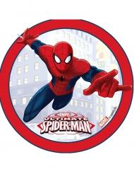 Ultimate Spider-Man Kuchenauflage 14,5 cm