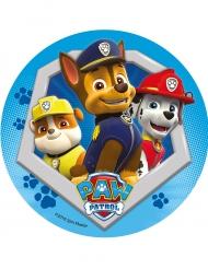 Paw Patrol™ Torten-Oblate bunt 21 cm