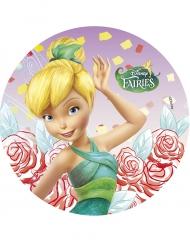 Tinkerbell Disney™-Tortenaufleger bunt 21 cm