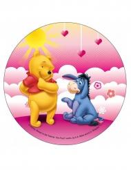 Winnie the Pooh Winnie und Eeyore Scheibe 21 cm
